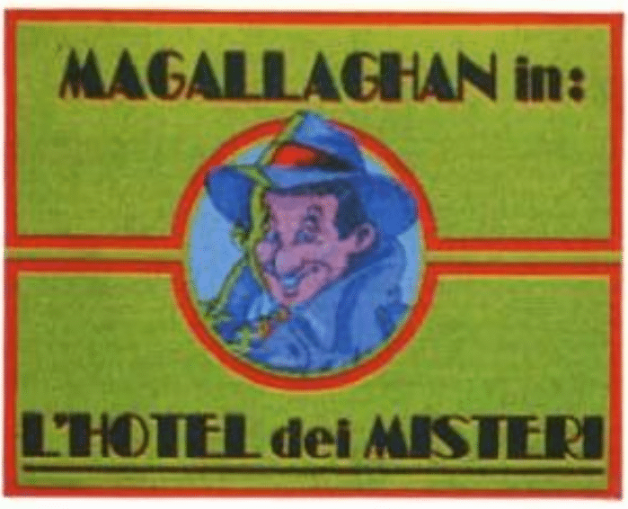 L'Ispettore Magallaghan